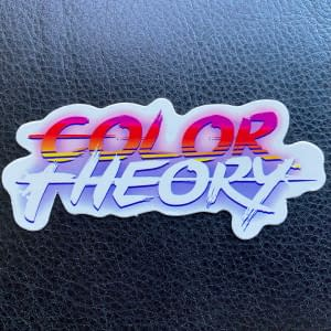 Color Theory sticker