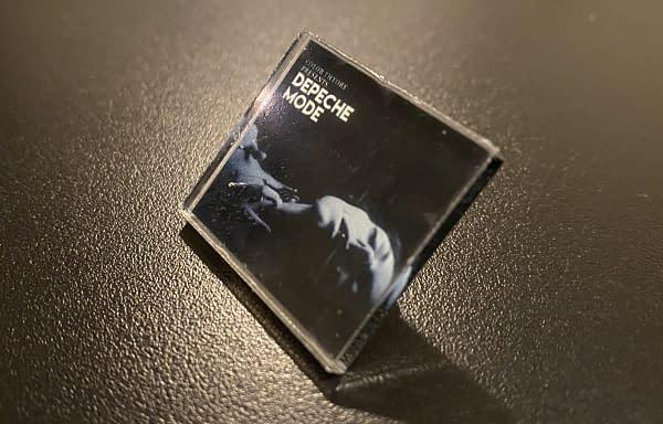 Depeche Mode pin
