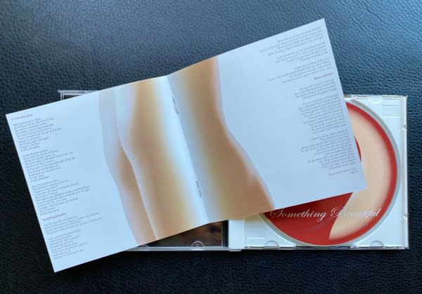 Something Beautiful booklet